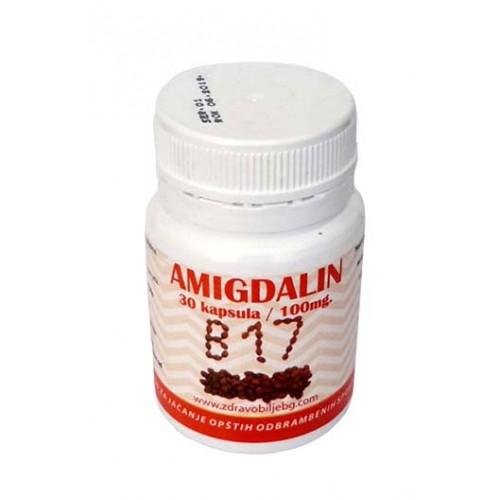 Amigdalin B17 kapsule(30kom) - prirodni preparat za lečenje malignih oboljenja