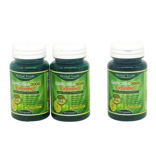 Garcinia cambogia 3000 extreme 95% HCA - AKCIJA 2+1