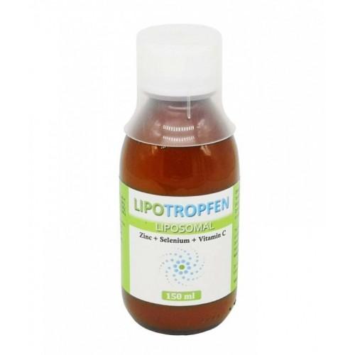 Lipotropfen liposomal cink, selen i vitamin C
