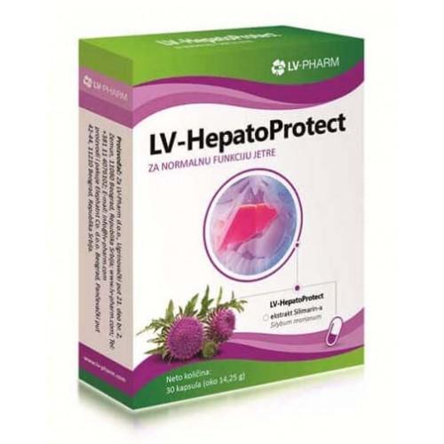 HEPATOPROTECT - prirodni prepartat za čišćenje i regeneraciju jetre
