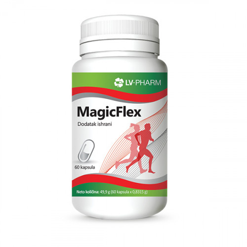 MagicFlex za upalu zglobova, mišića i tetiva