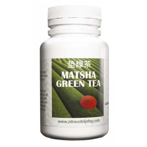 MAČA (MATSHA) - zeleni čaj u prahu - prirodni preparat za detoksikaciju, pomaže u sagorevanju kalorija i mrsavljenju