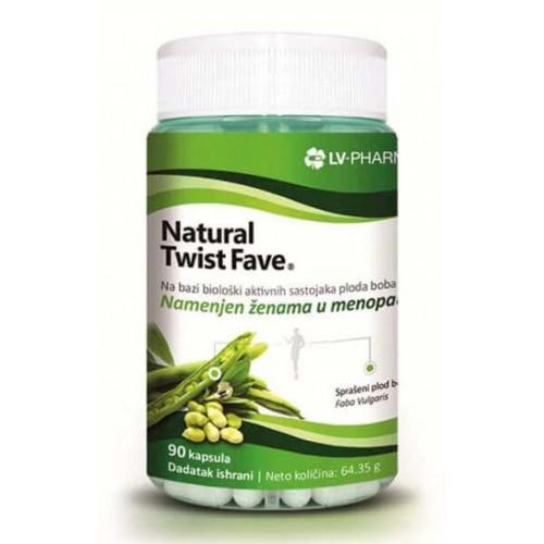 NATURAL TWIST FAVE -  AKCIJA - prirodni preparat za regulaciju hormonskog disbalansa, olakšava tegobe u menopauzi