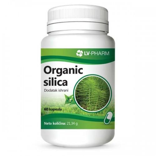 Organic silica prirodni preparat za eliminaciju aluminijuma iz organizma