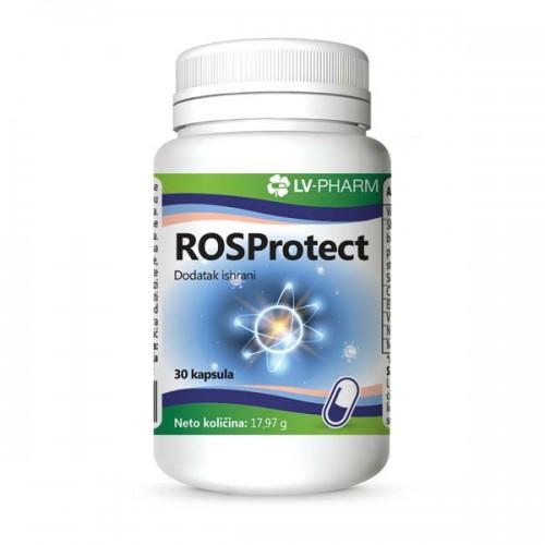ROSProtect prirodni preparat za zaštitu od oksidativnog stresa