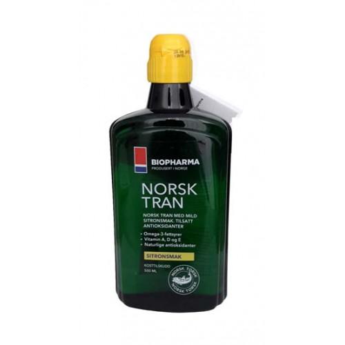 NORVEŠKO OMEGA-3 ulje za celu porodicu