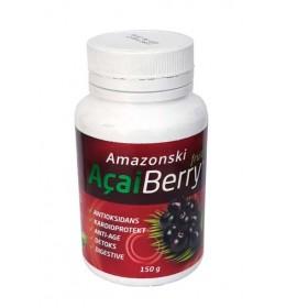 ACAI  BERRY PRAH - Prirodni preparat za zdravlje srca i ceo kardiovaskularni sistem, štiti od infekcija, održava zdravlje kože, daje energiju, usporavaju proces starenja, pomaže u smanjenju telesne mase i za profilaksu