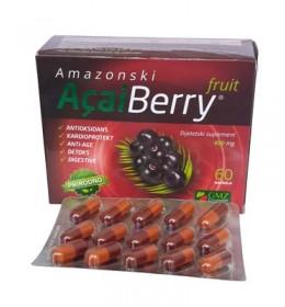 ACAI BERRY - Prirodni preprat za detoksikaciju, mršavljenje, jačanje organizma i protiv starenja