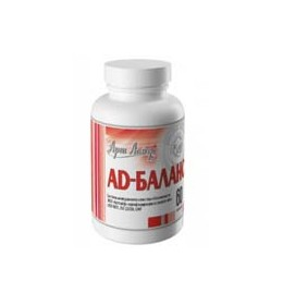 AD BALANS prirodni preparat za profilaksu od nastanka visokog krvnog pritiska, ateroskleroze, bolesti srca i krvnioh sudova