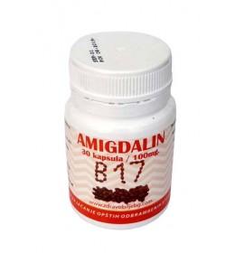 Amigdalin B17 kapsule - prirodni preparat za lečenje malignih oboljenja