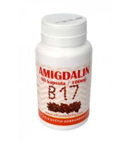 AMIGDALIN B17 (60 kapsula) - prirodni preparat za lečenje malignih oboljenja i jačanje imuniteta