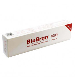 BioBran 1000 mg imunomodulator i imunostimulator