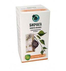 BIOČAGA -  prirodni preparat za profilaksu, tretman malignih oboljenja sa dejstvom na ceo organizam