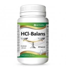 HCl-Balans prirodni preparat za želudačne kiseline