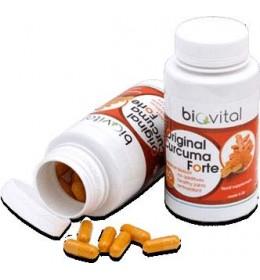KURKUMA FORTE Prirodni preparat za smanjenje bolova u mišićima i zglobovima