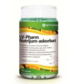 NATRUJUM ASKORBAT(kapsule) -prirodni vitamin C, antioksidans za jačanje imuniteta