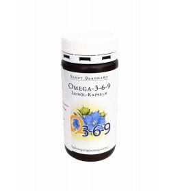 OMEGA 3–6-9 kapsule Lanenog ulja