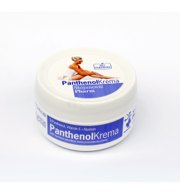 PANTHENOL KREMA - prirodna krema za regeneraciju i revitalizaciju kože