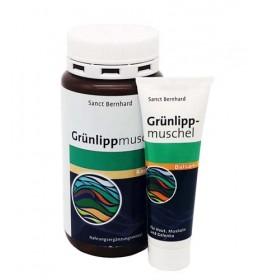 Zelenousna školjka kapsule+25ml krema GRATIS - pomaže normalnom funkcionisanju zglobova i kostiju